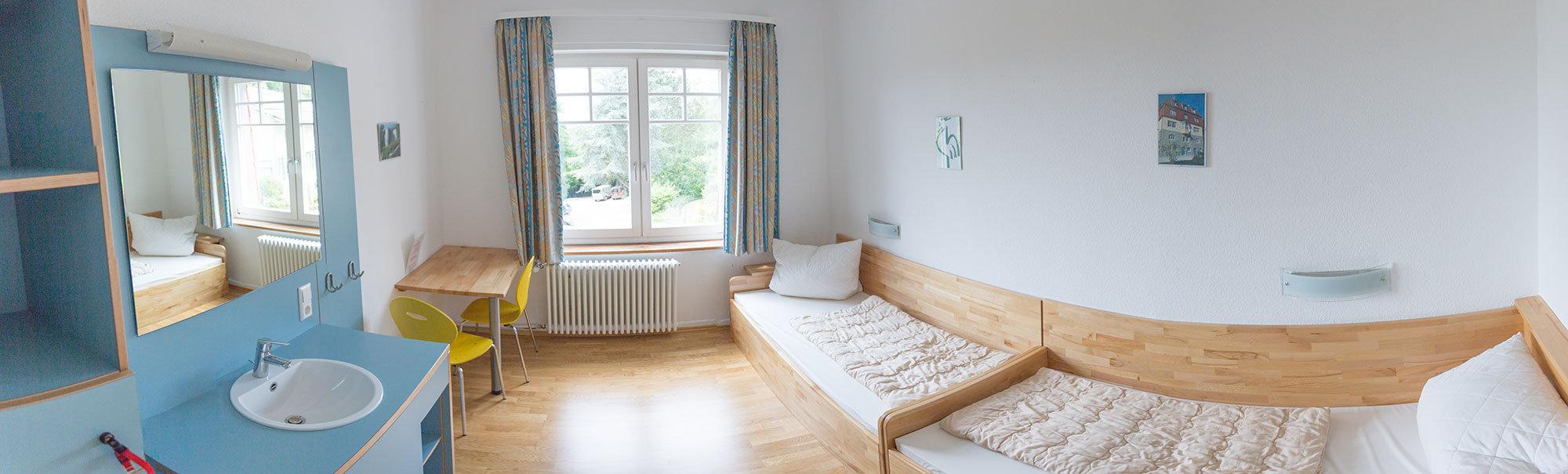 Unsere Häuser / Quelle: David Groschwitz / ekiba